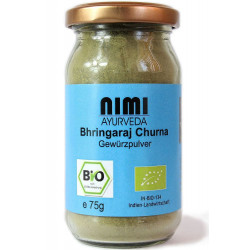 Nimi - Bhringaraj Churna Orgánico - 75g