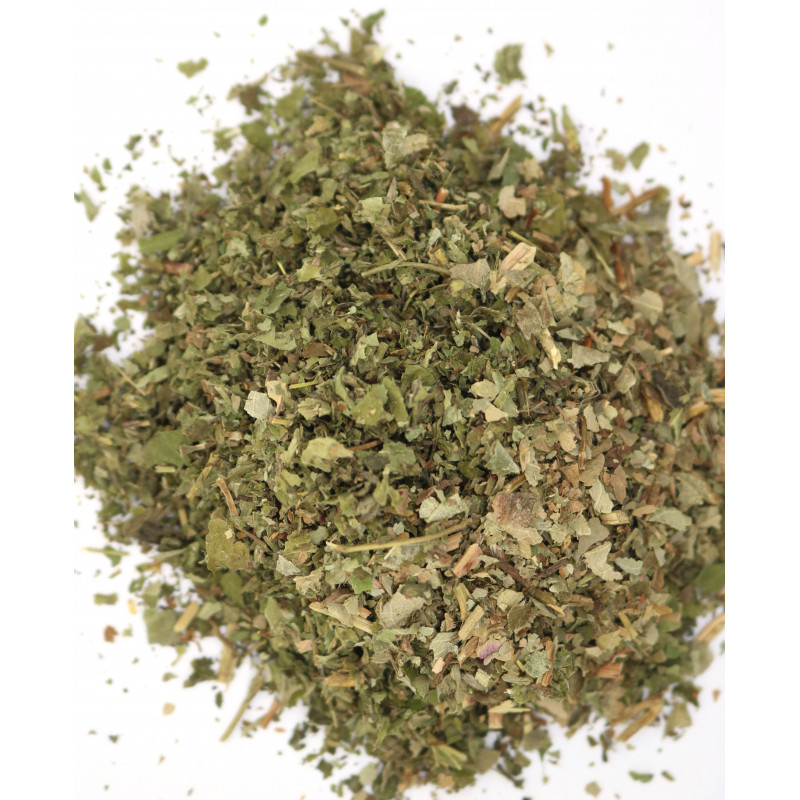 Miraherba - wild strawberry leaves cut - 100g