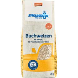 Spielberger - demeter buckwheat - 500g