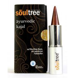 soultree - Kajal Clay Brown - 3g