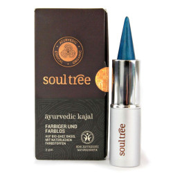 soultree - Kajal Aquamarine Blue - 3g
