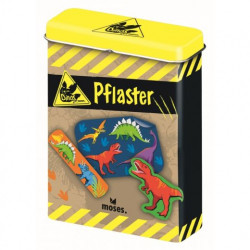 moses - Dino plasters - 20 pieces