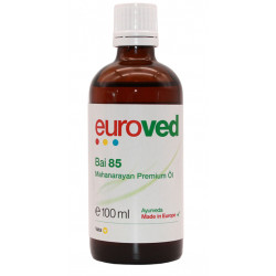 euroved - Bai 85 Mahanarayan Oil - 100ml