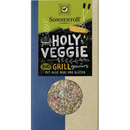 Sonnentor - Holy Veggie Grill Spice - 30g