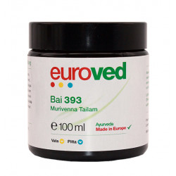euroved - Bai 393 Murivenna Tailam - 100ml