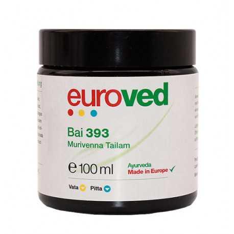 euroved - Bai 393 Murivenna Tailam - 100ml