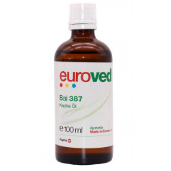 euroved - Bai 385 - Vata Oil - 100ml