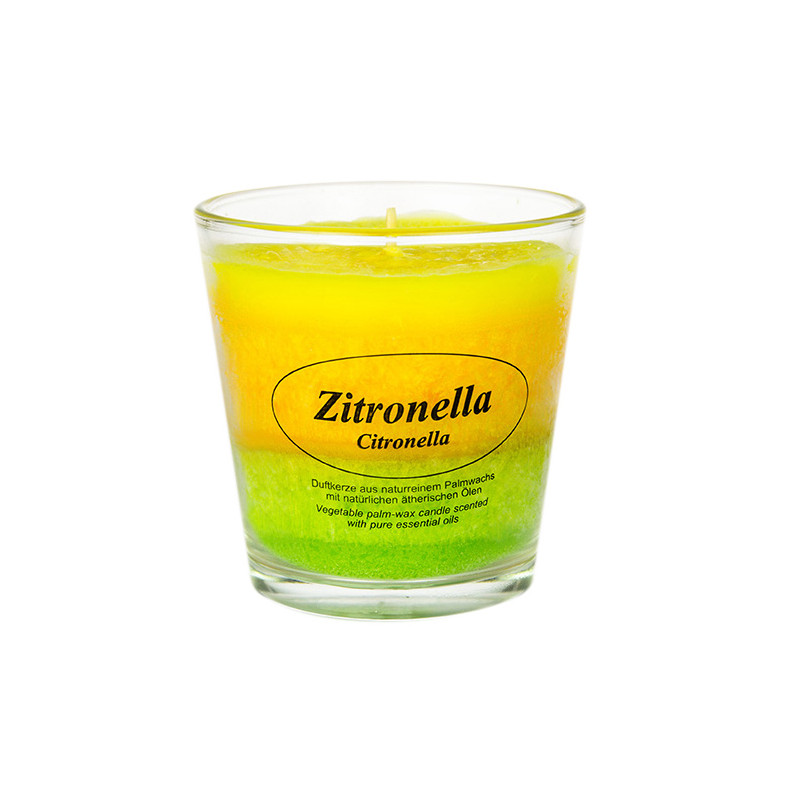 Candle farm Hahn - scented candle citronella - 1 pc