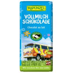 Rapunzel - Bulli milk chocolate - 30g