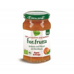 Rigoni di Asiago - Fiordifrutta Apricot Basil - 260g