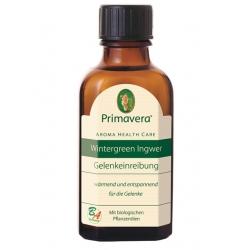 Primavera - Wintergreen Ingwer Gelenkeinreibung - 50 ml