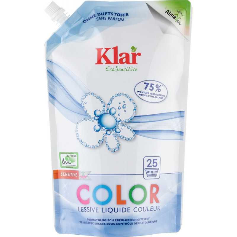 AlmaWin - KLAR Color detergent - 1.5l
