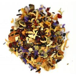 Miraherba - Frucht & Blossom organic fruit tea - 100g