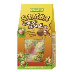 Raiponce - Boules de chocolat Samba - 96g