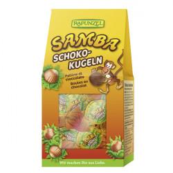 Rapunzel - Bolas de chocolate Samba - 96g