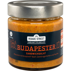 Veggie Street - Budapest Sandwich Salad - 150g