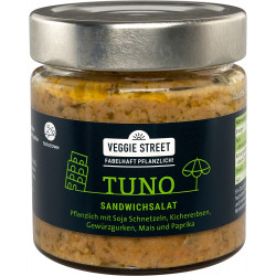 Veggie Street - Tuno Sandwichsalat - 150g