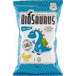 Biosaurus - Meersalz Mais-Dinos - 50g