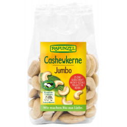 Rapunzel - whole jumbo cashew nuts - 150g