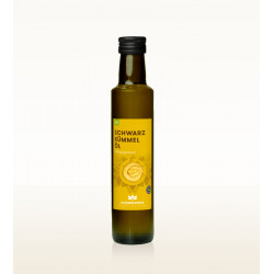 Cosmoveda - BIO black cumin oil cold pressed - 250ml