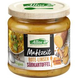 Allos - Red Lentil Sweet Potato Meal - 350g