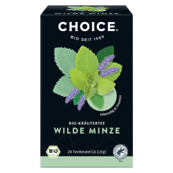 CHOICE - Wild Mint Organic Tea - 40g
