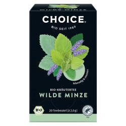 CHOICE - Wilde Minze Bio Tee - 40g