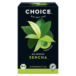 CHOICE - Sencha organic tea - 30g