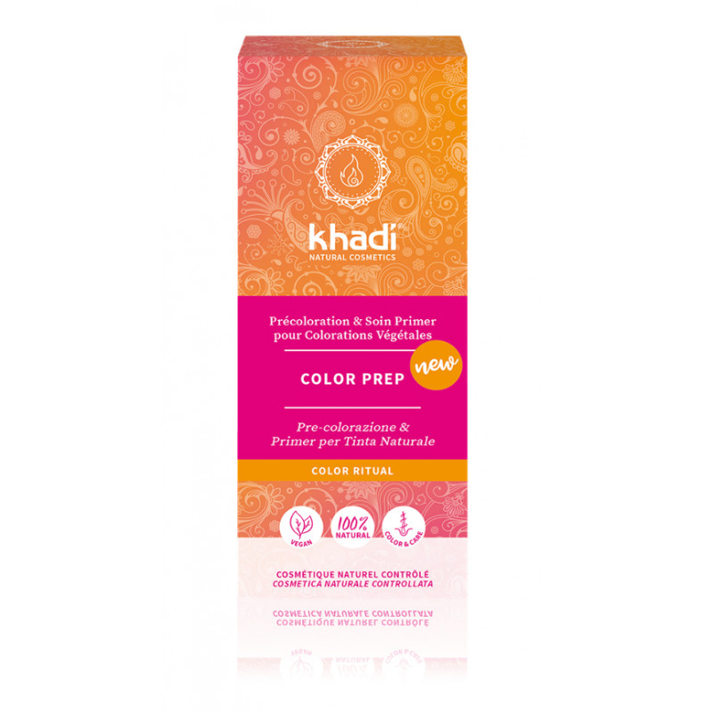 Khadi - Color strength base for herbal hair color - 100g