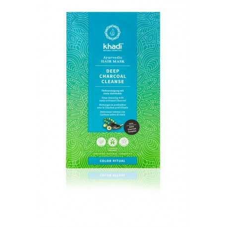 Khadi - Hair Mask Detox Charcoal - 50g