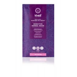 Khadi - sensitiv herbal wash Shampoopulver - 50g