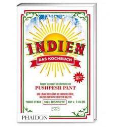 Pushpesh Pant - Indien, Das Kochbuch