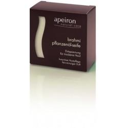 Apeiron - brahmi pflanzenöl-seife - 100g