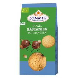 Summer - spelled chestnut biscuits with almond - 150g