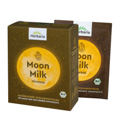 """Herbaria - Moon Milk """"nirwana"""" bio - 5x5g"""