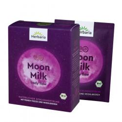 "Herbaria - Moon Milk ""body flow"" organic - 5x5g"