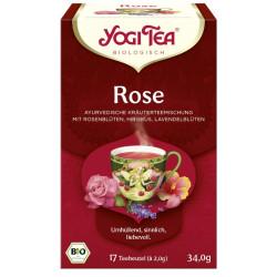 Yogi Tea Rose organic 17St