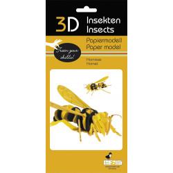 Fridolin - Hornet Paper Kit