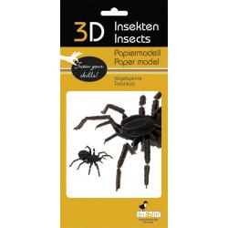 Fridolin - Tarantula paper kit