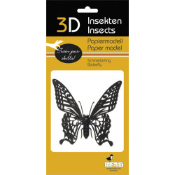 Fridolin - Butterfly paper kit