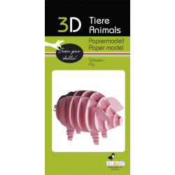 Fridolin - Pig Paper Kit
