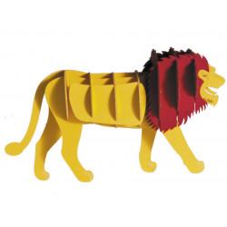 Fridolin - Lion paper kit