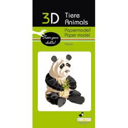 Fridolin - Bausatz Panda...