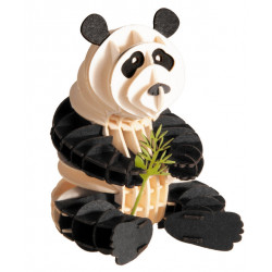 Fridolin - Panda paper kit
