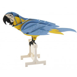 Fridolin - Bausatz Papagei...