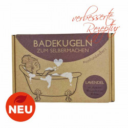 Lipfein - DIY bath bomb set...
