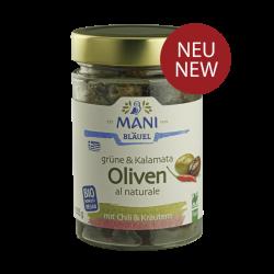 MANI - Organic Green &...