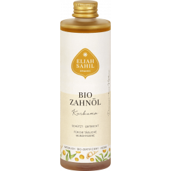 Eliah Sahil - Bio Zahnöl...