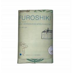 Insieme - Furoshiki hojas...