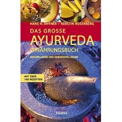 El gran Ayurveda Ernährungsbuch